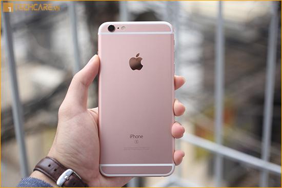 Thay vỏ Iphone 6, 6s lấy liền tại Đà Nẵng