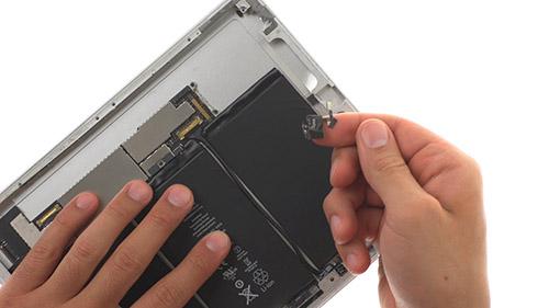 Sửa iPad bị hỏng âm thanh (hư mic)