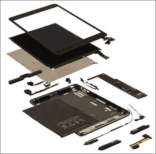 Sửa iPad bị vô hiệu hóa tại Techcare