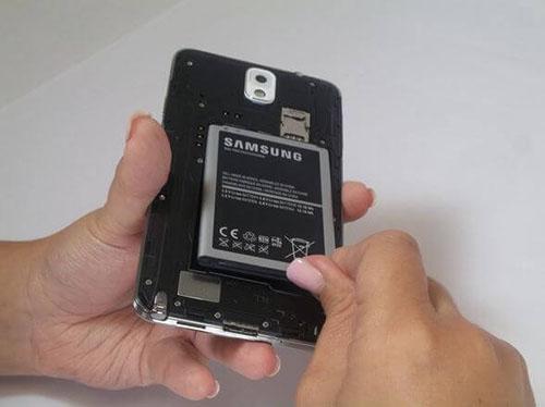 Thay pin Samsung Note 1 tại Đà Nẵng
