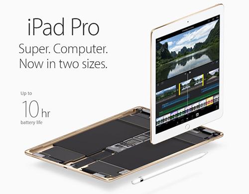 Thay pin iPad Pro chính hãng tại Đà Nẵng