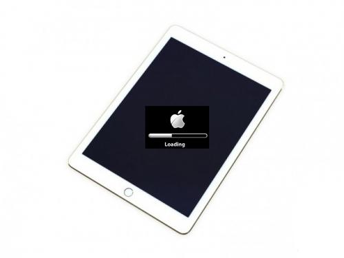 Sửa iPad bị treo táo như thế nào?