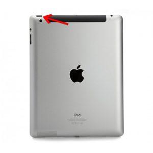 iPad 4 bị hư nút nguồn do nhiều nguyên nhân gây nên