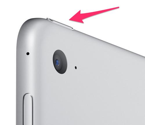 Thay nút nguồn iPad 2 ở đâu uy tín?