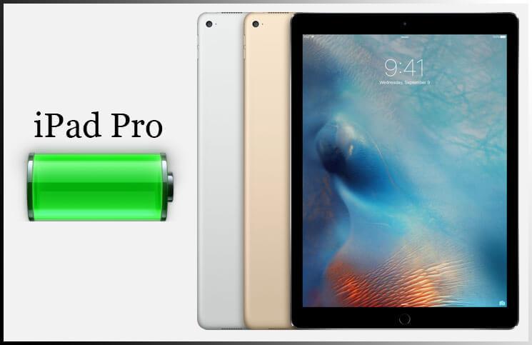 thay pin ipad pro chính hãng giá rẻ đà nẵng