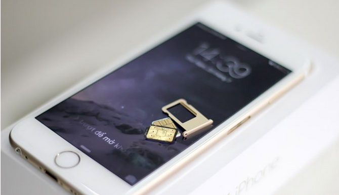 Sim ghép iPhone 6 giá rẻ tại đà nẵng