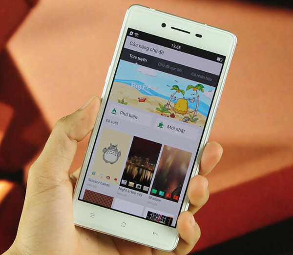 thay mặt kính Oppo R7 Lite giá rẻ tại Đà Nẵng