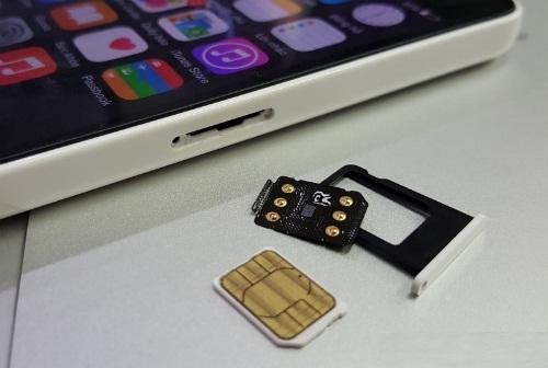 Sim ghép iPhone 6 plus giá rẻ Đà Nẵng
