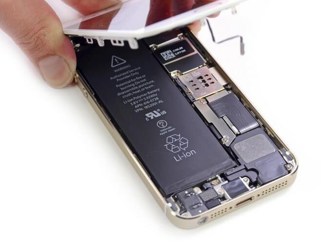 Thay ic nguồn iphone 5 5s giá rẻ Đà Nẵng