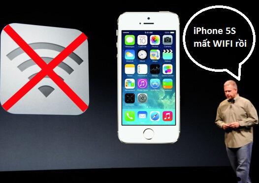 Sửa Wifi iPhone 5 5S 5C Lấy Ngay Đà Nẵng