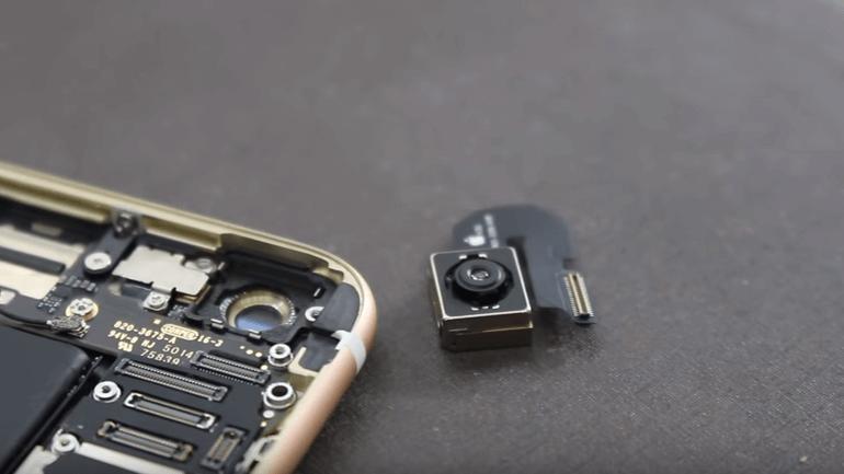 Thay Camera IPhone 6 Giá Rẻ Uy Tín Tại Đà Nẵng