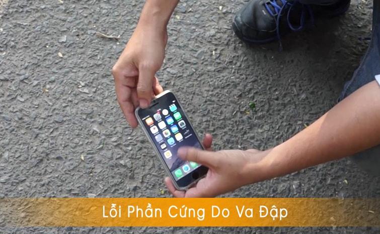thay den flash iphone 5 5s 5c tại đà nẵng