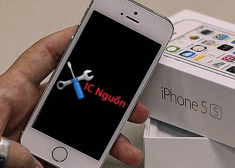 Thay ic nguồn iphone 5 giá rẻ Đà Nẵng