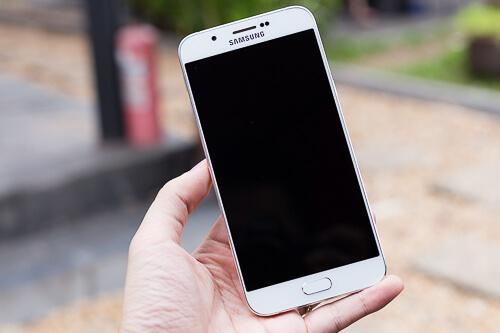 Thay màn hình Samsung A8 Đà Nẵng