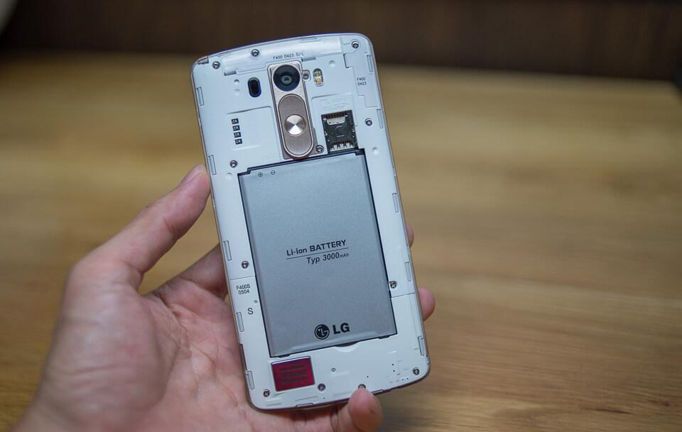 Thay pin LG G3 Cat6 uy tín Đà Nẵng