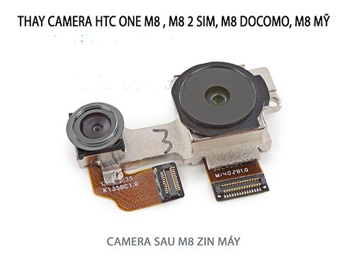 Cửa hàng Techcare cung cấp camera HTC One M8 chính hãng tại Đà Nẵng