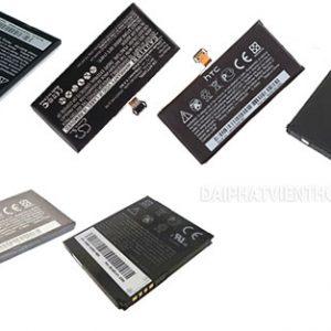Linh kiện Pin HTC chính hãng