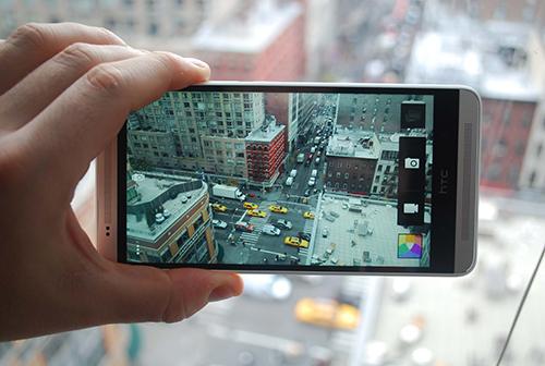 Tại sao HTC One Max bị lỗi camera?
