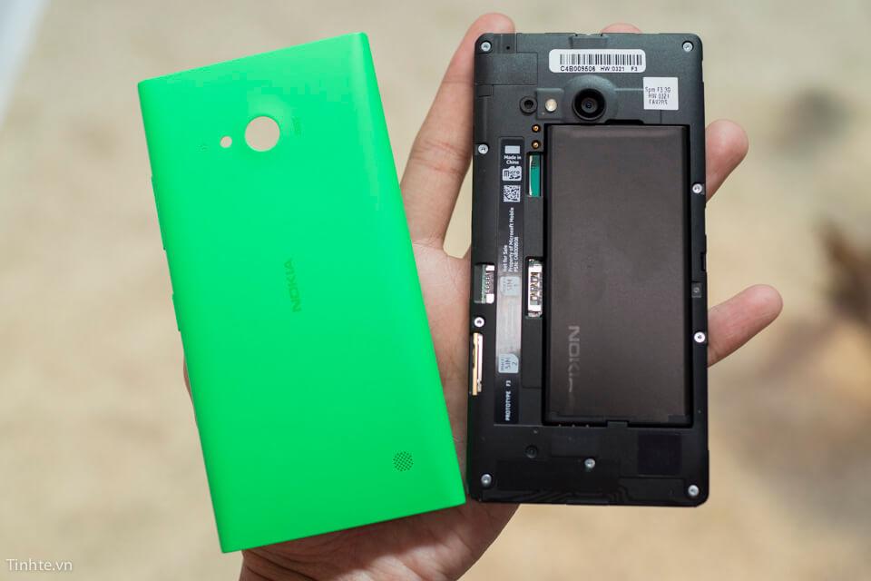 thay pin lumia 730 uy tín tại đà nẵng