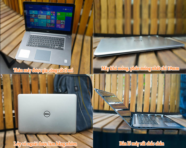 laptop dell 7548