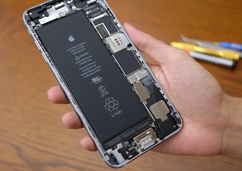 Thay pin iPhone 6s Plus chính hãng tại Đà Nẵng