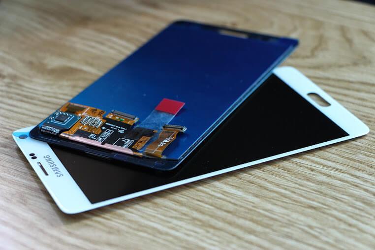Thay màn hình Samsung Galaxy Note 5 tại Techcare