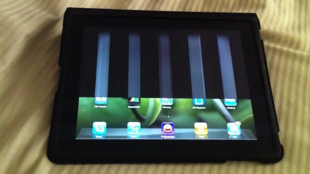 ipad bị màn hình đen tại đà nẵng