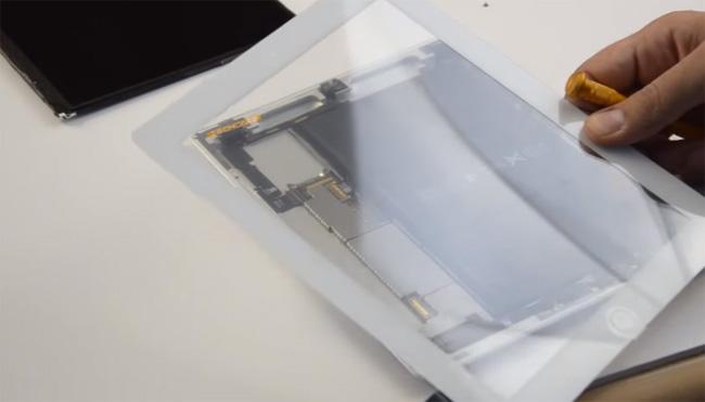 thay kính Ipad giá rẻ