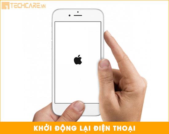 Cách khắc phục Iphone không lên màn hình