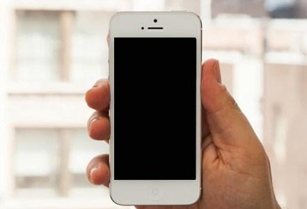 cách sửa lỗi màn hình iphone bị đen