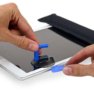 Sửa Ipad bị bung màn hình