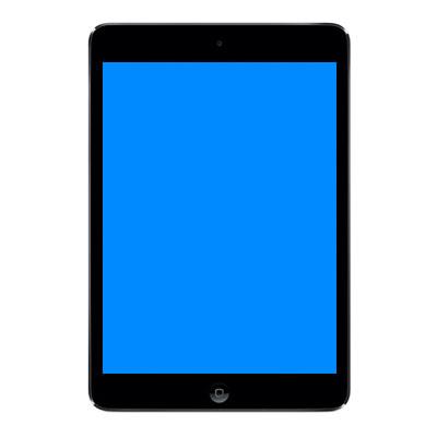 Sửa Ipad bị màn hình xanh