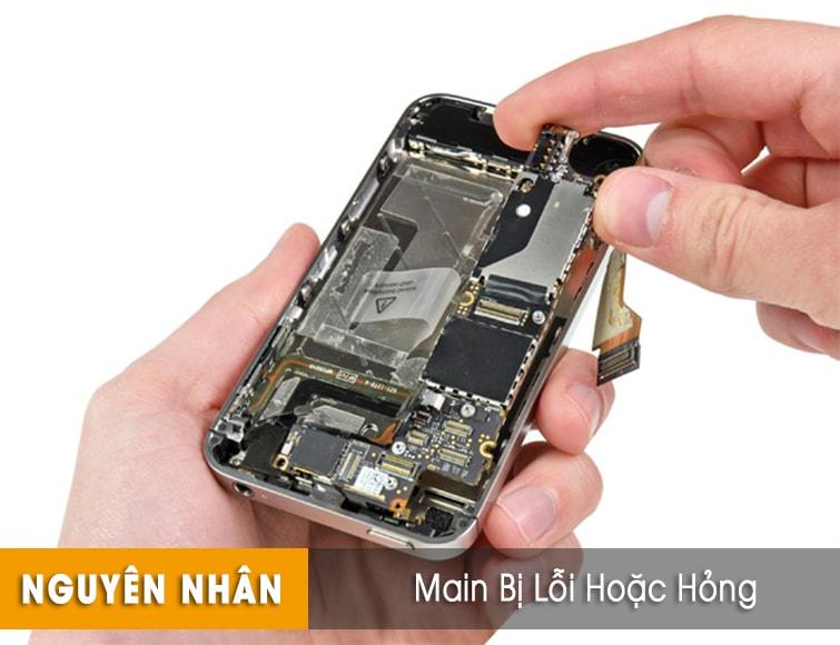 sửa iphone bị mất nguồn tại đà nẵng