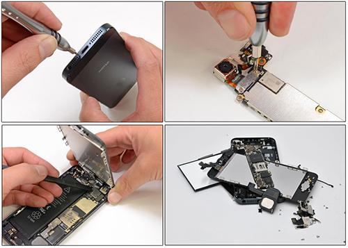 Sửa iPhone bị mất nguồn tại Đà Nẵng chính hãng ở Techcare