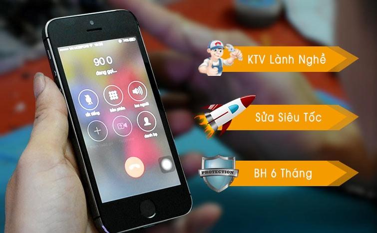 sửa iphone bị mất sóng tại đà nẵng