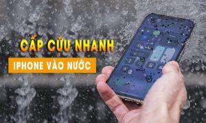 sửa iphone bị rơi vào nước tại đà nẵng