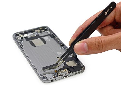 Sửa iPhone không hiển thị màn hình tại Techcare