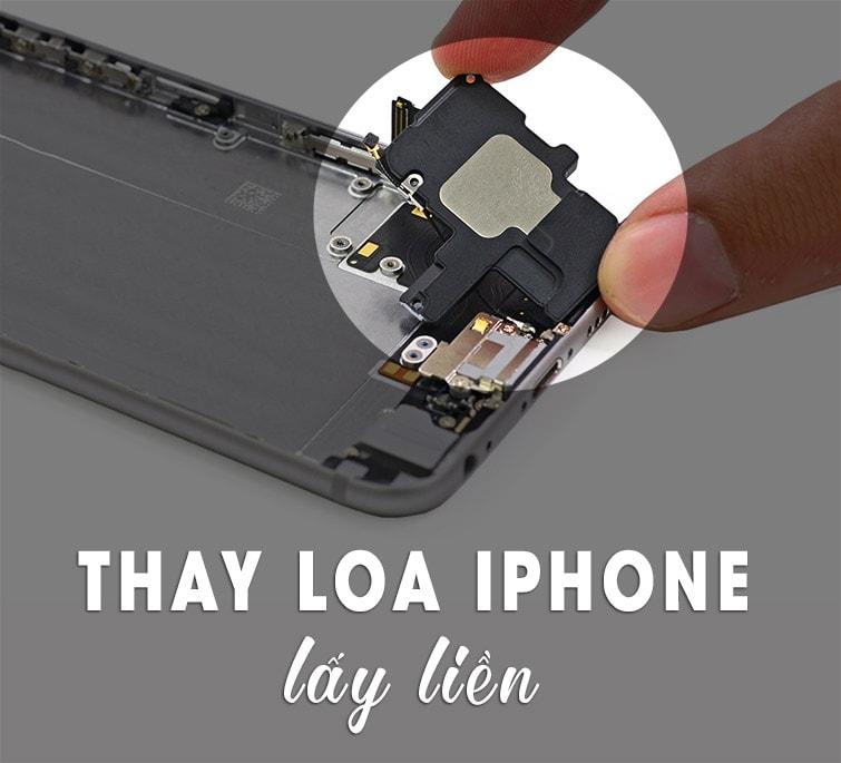 thay loa iphone tại đà nẵng