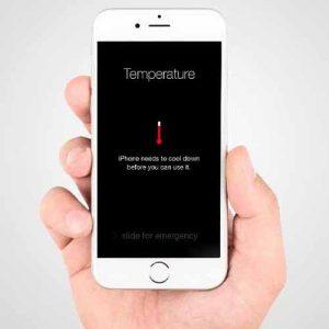 Tại sao nên sửa iPhone báo nhiệt độ cao tại Techcare?