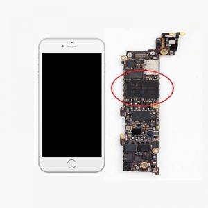 Thay Ổ Cứng Iphone