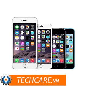 Khắc phục lỗi màn hình iPhone bị nhòe