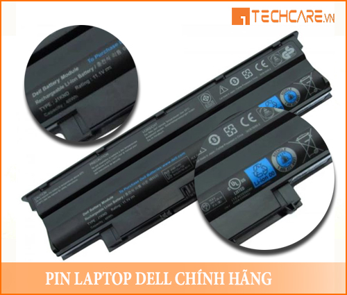 thay pin laptop dell