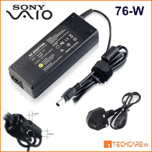adapter sạc laptop sony