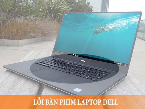 bàn phím laptop dell bị lỗi