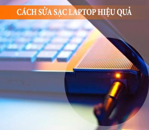 cách sửa lỗi sạc laptop hp hiệu quả