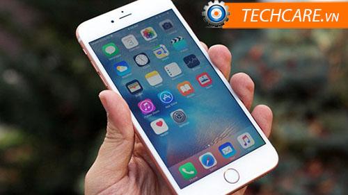 iPhone 6 bị hở sáng do đâu?