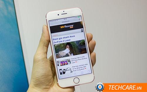 Kiểm tra lỗi màn hình iPhone hở sáng bằng cách nào?