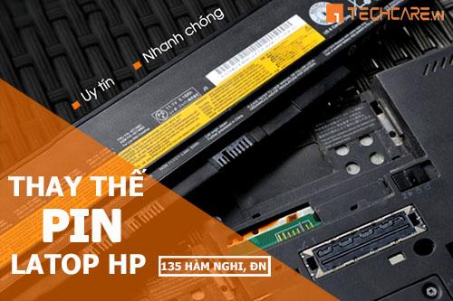 thay pin laptop hp