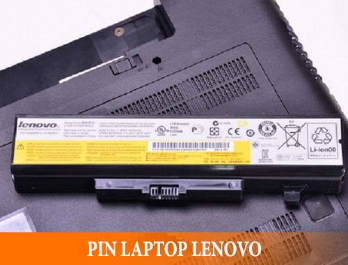 pin laptop lenovo
