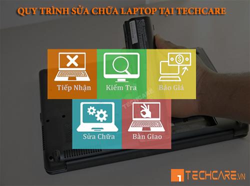 quy trình thay pin laptop hp